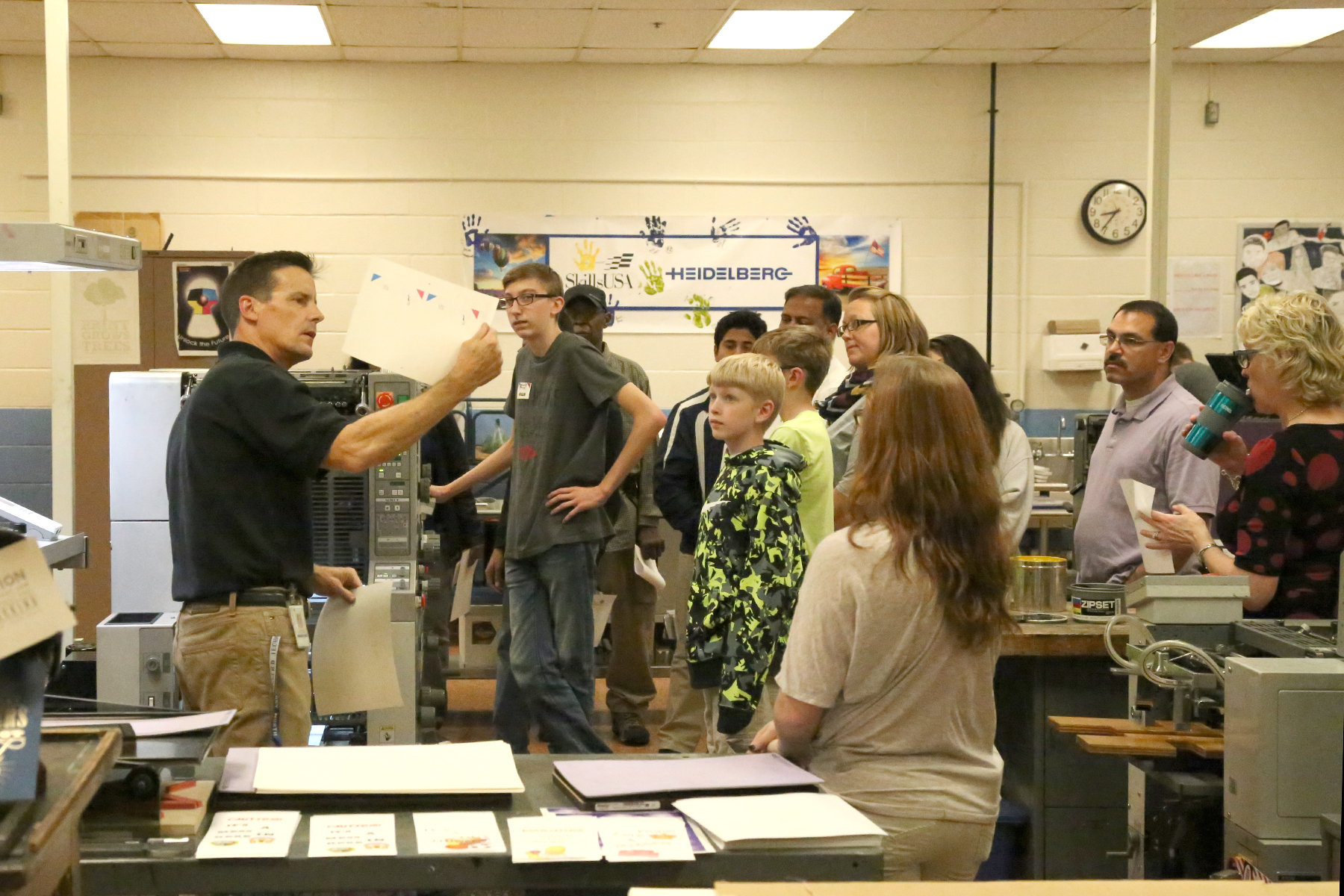 Center of Applied Technology North (CATN) 2016 Printing Technologies Open House