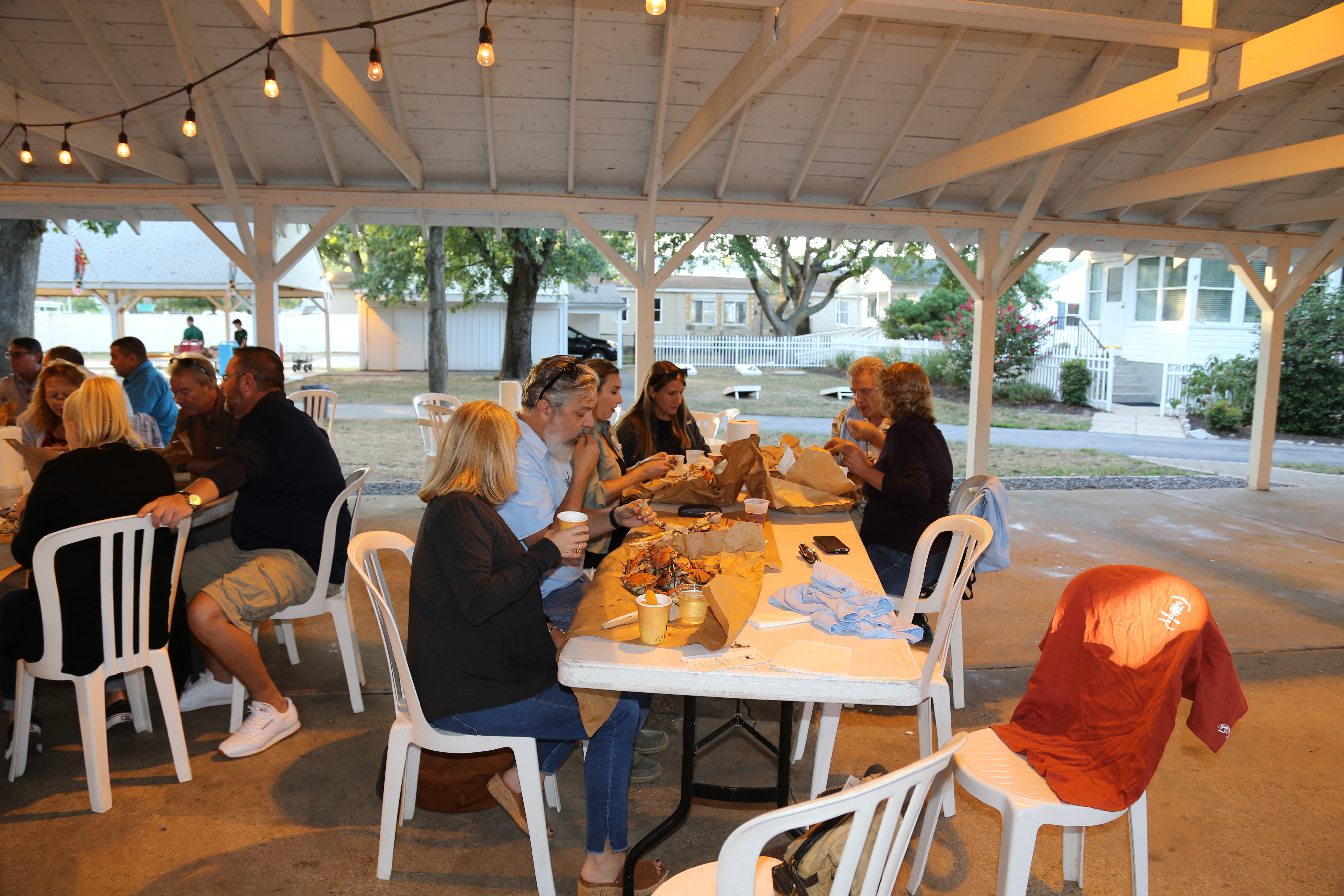 Printing-and-Graphics-Association-crab-feast-2019-kurtz-beach-IMG 1496